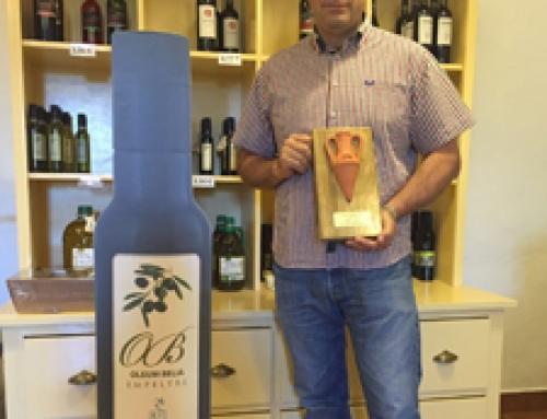 Este año TRES DE TRES, Primer Premio en la categoría Almendrados dulces: GRAND PRESTIGE GOLD en el concurso internacional TERRAOLIVO celebrado en Israel.