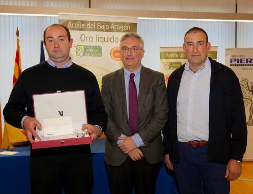 """Premios 2016 """"Mejor Aceite del Bajo Aragón"""""""