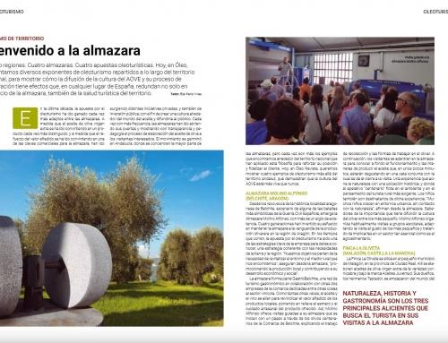 Almazara Molino Alfonso en la revista Oleo