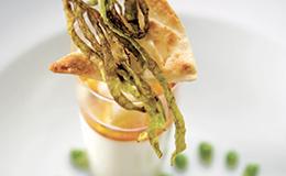 Gastronomia con el aceite de oliva
